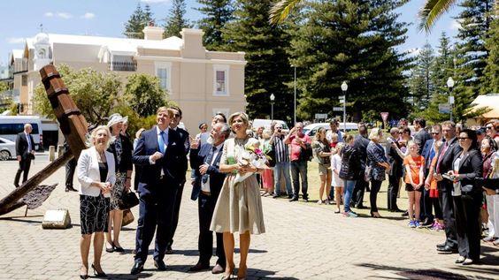 State Visit Australia 2016 Day 1 Perth