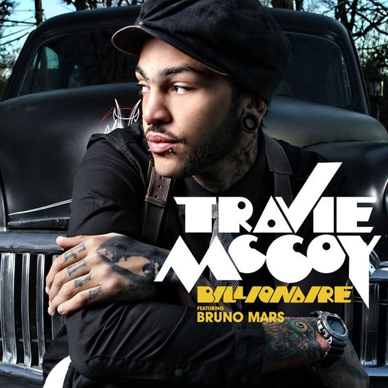 Travie McCoy, Bruno Mars – Billionaire (single cover art)