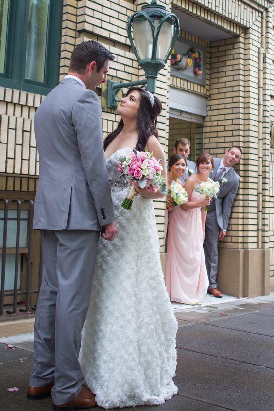 Wedding Party Funny {Ashley Lizbeth Photography}