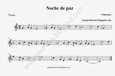Partitura Noche De Paz Partituras Noche De Paz Partituras Trompeta