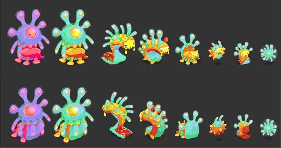 famille microbes!!