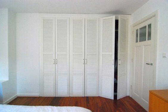 louvre deuren voor kast droom slaapkamer