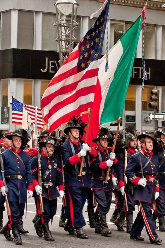 Columbus Day Parade 2021 in New York - Dates | Columbus day parade, Columbus day, Parades