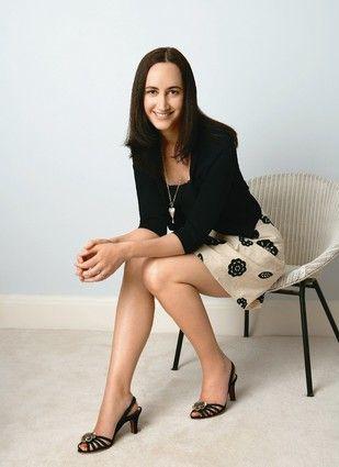 My Favorite Author - I love her books!!  Sophia Kinsella = Madeleine Wickham
