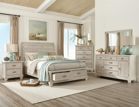 4 Pc Queen Bedroom Set Cardi S Furniture Mattresses