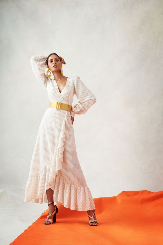 Sachin & Babi Spring 2019 Ready-to-Wear collection, runway looks, beauty, models, and reviews.