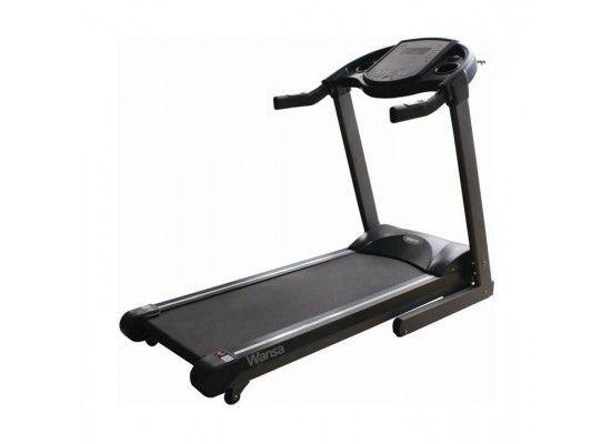 جهاز المشي عالي الجودة قابل للطي من ونسا Dc Motorized Treadmill Gym Equipment