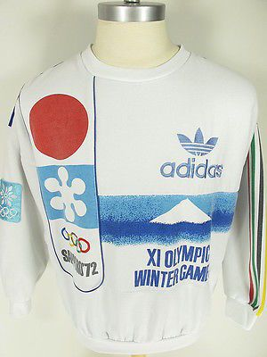 adidas olympic jumper