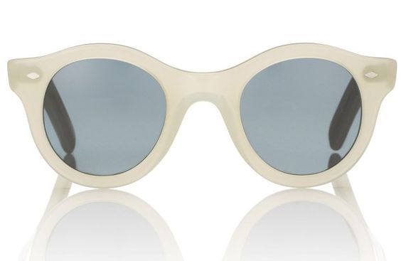 #CutlerGross #Filtered Neutrals #SS14KeyColors #Trends #Sunglases #Stylesight  #ColorTrends #SpringSumer2014