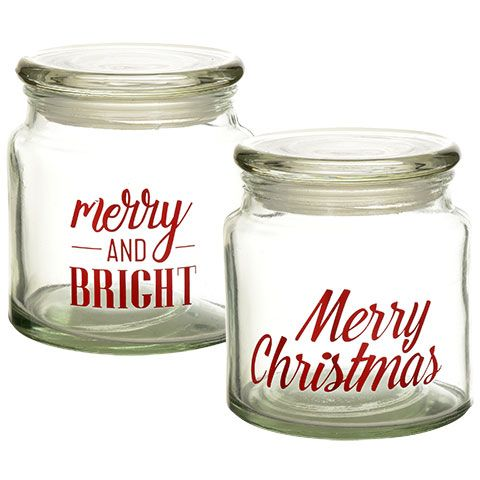 Christmas Kitchen Dining Christmas Jars Glass Jars With Lids Christmas Kitchen
