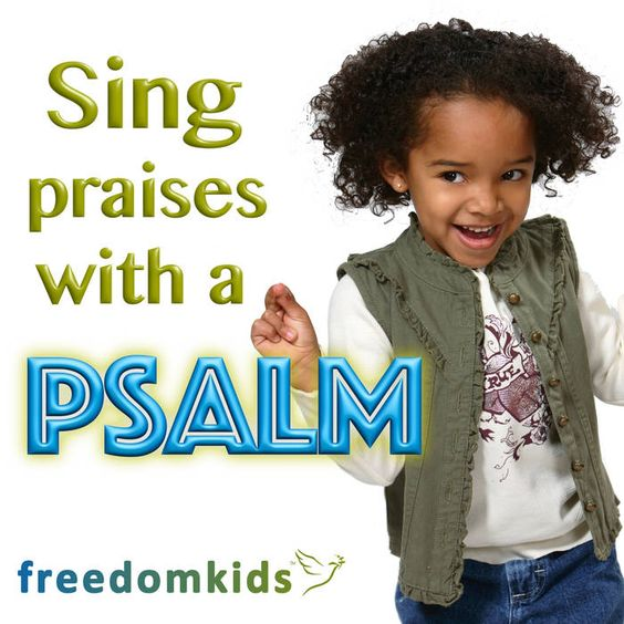 Sing praises with a Psalm song!  Download for free at https://freedomkids.bandcamp.com/track/sing-praises-with-a-psalm-psalm-47-7.  Donate today!