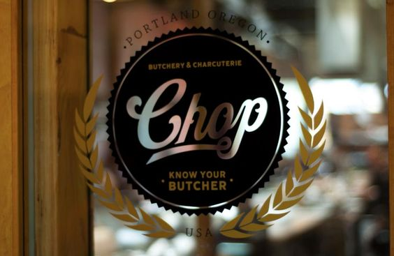 Chop - Branding