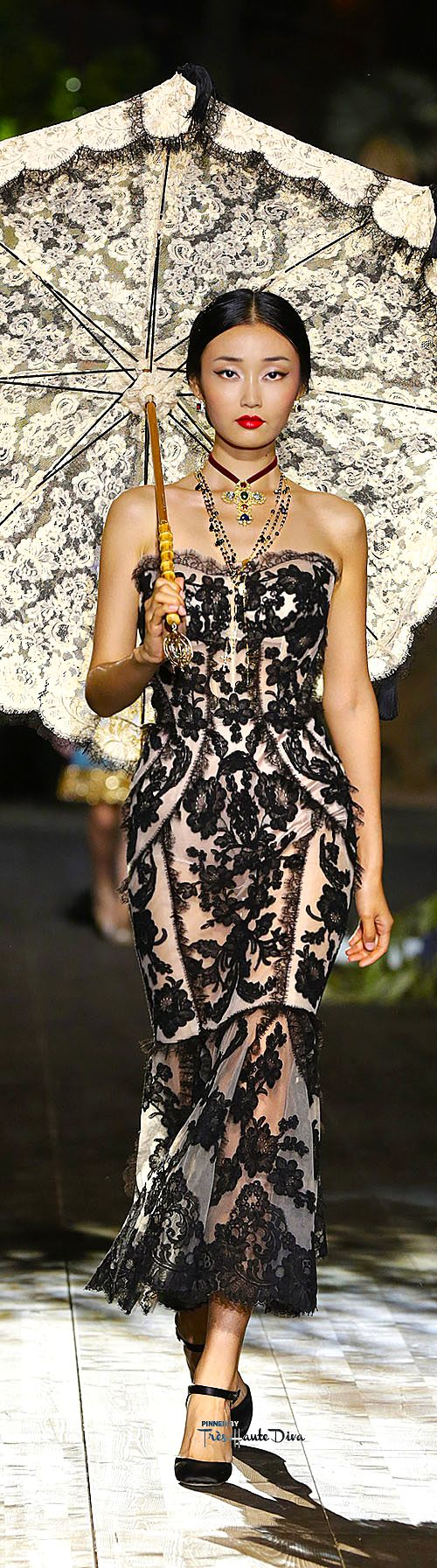 Tr S Haute Diva Dolce Gabbana Alta Moda Fall Winter 2015 16 Portofino Haute Couture Fall