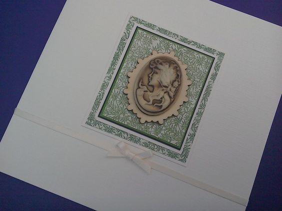 Handmade card £2.50