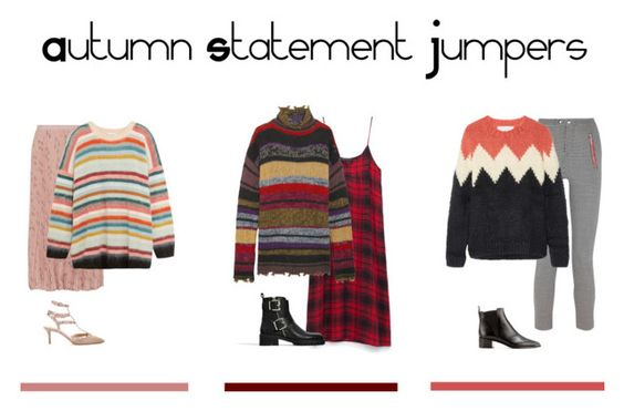 """Autumn statement jumpers"" by mrs-box ❤ liked on Polyvore featuring Valentino, Chloé, Etro, Isabel Marant, Gabriela Hearst, Acne Studios and autumn"