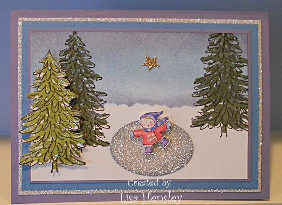 The Shabby Stamper: Peace on Earth!