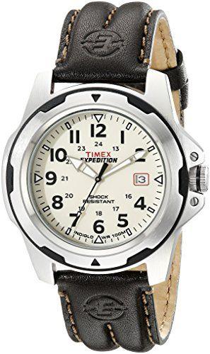 Timex Herren-Armbanduhr XL Analog Quarz T49261D7 - http://uhr.haus/timex/timex-herren-armbanduhr-xl-analog-quarz-t49261d7