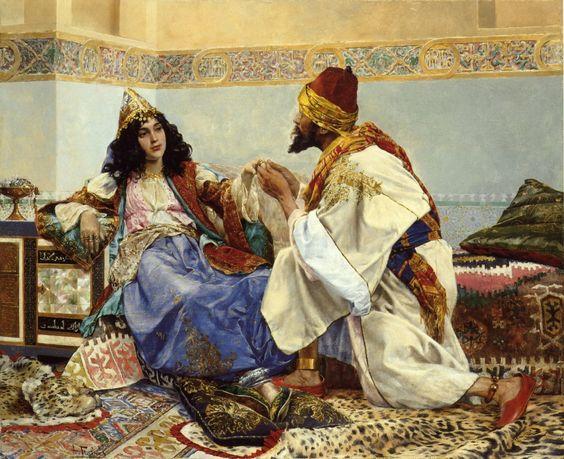 El harén  y la sexualidad en el Al-Andalus Fe89178264025c1e56d5fb341bf9d126