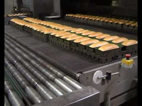 Foulhoux Bakery Food Equipment Polin Automatic Lines For Tin Bread Youtube Food Equipment Bakery Food