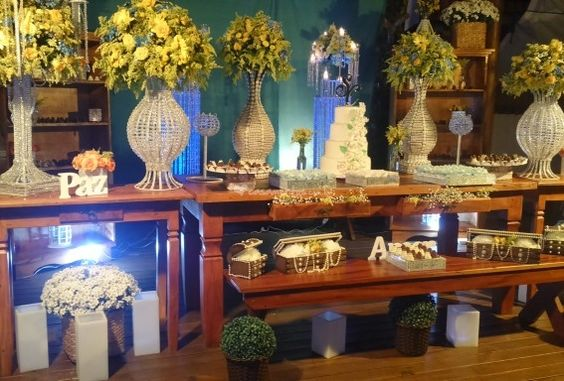 Pérola Elshadday Decorações e Buffet