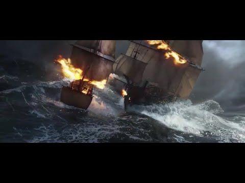 Adventure of Tintin - Battle in the Sea - Part #1