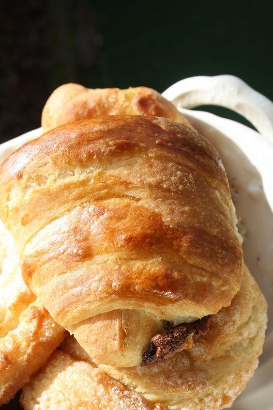 Dolci peccati di gola: Pasta per croissant Luca Montersino.