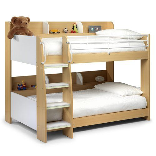 Abby Kelly Single Bunk Bed With Premier Mattress Just Kids Colour