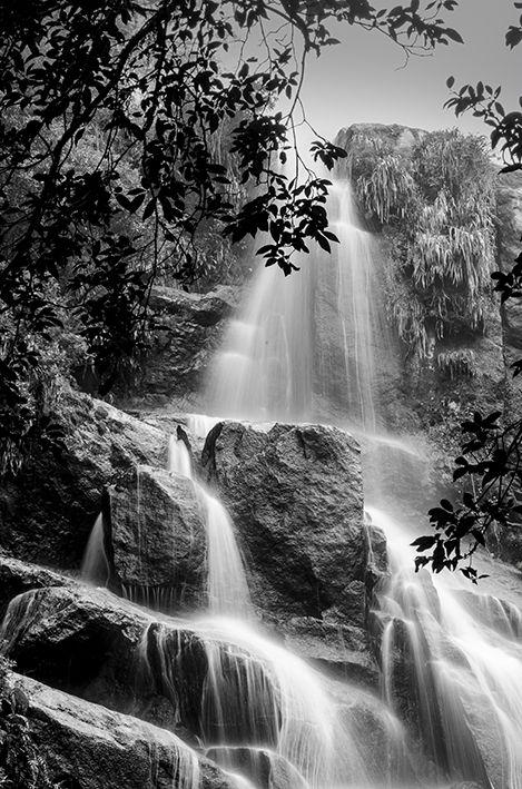 Cachoeira do Véu da Noiva, Itatiaia, RJ