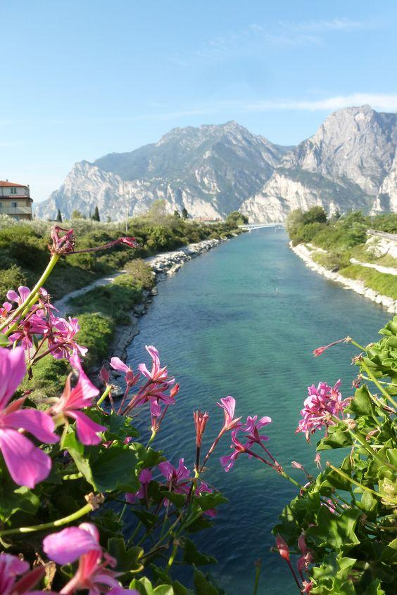 2015-02-08 Leslie Msgd -- RIVA DEL GARDA Lake Garda, Italy
