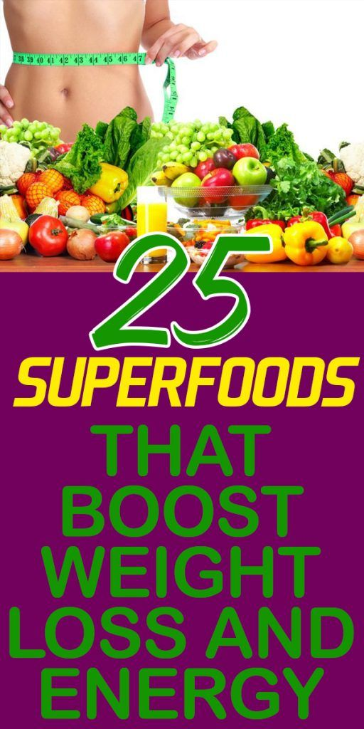 There are specific types of food that boost energy naturally, and they're often known as superfoods...
