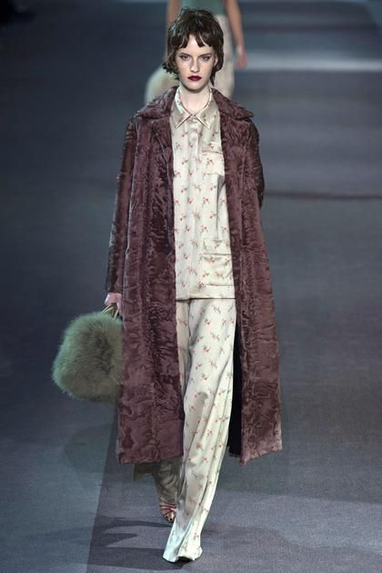 Le pyjama Vuitton (FW13)