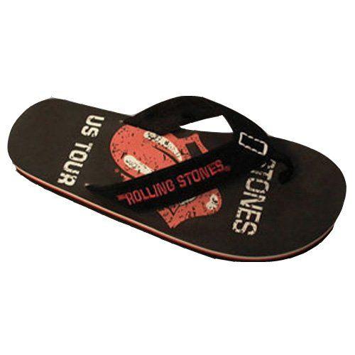 Rolling Stones - Us Tr Blk Herren Sandale Größe: X - http://on-line-kaufen.de/bioworld-merchandising/rolling-stones-us-tr-blk-herren-sandale-groesse-x