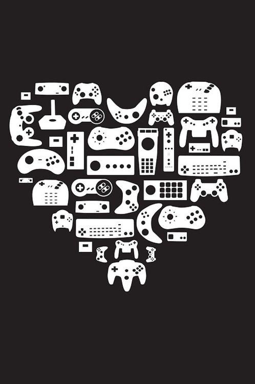 Video Game Love Picture & Image