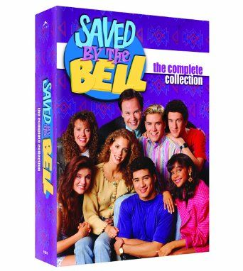 Saved by the Bell: The Complete Collection: Amazon.ca: Mark-Paul Gosselaar, Mario Lopez, Dustin Diamond, Tiffani-Amber Thiessen, Elizabeth B...