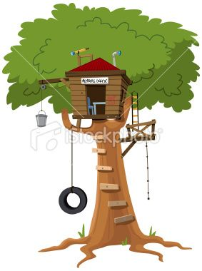 Free for Three tree treehouse plans