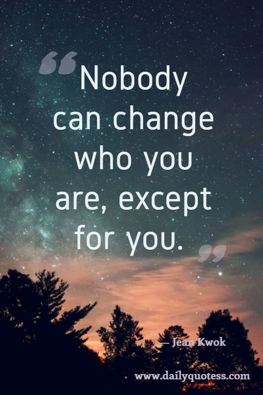 65 Inspirational Quotes About Change - Daily Quotes | Change quotes,  Inspirational quotes about change, Inspirational quotes