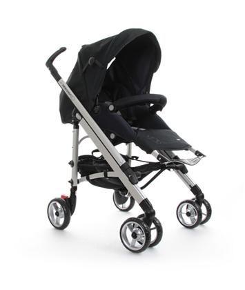 La poussette naissance Loola de Bébé Confort : compacte et confortable