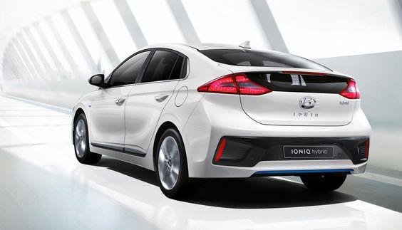 Hyundai Elektroauto Ioniq Neue Bilder Technische Daten Elektroauto Toyota Prius Autos