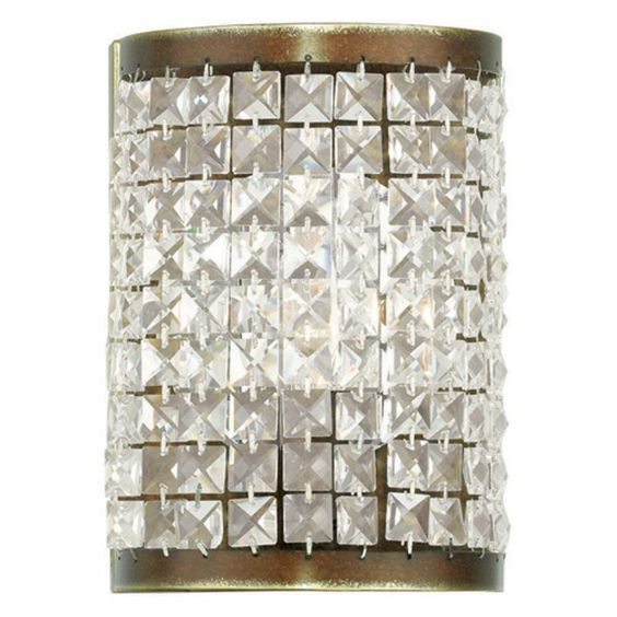 Livex Lighting Grammercy 50571 Wall Sconce - 50571-