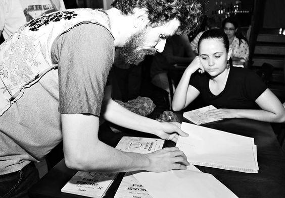 Lançamento do Livro Verdade Provisória de Samuel Giacomelli - Foto de Karina Belle - O evento aconteceu dia 8 de maio em Uberlândia – Minas Gerais.