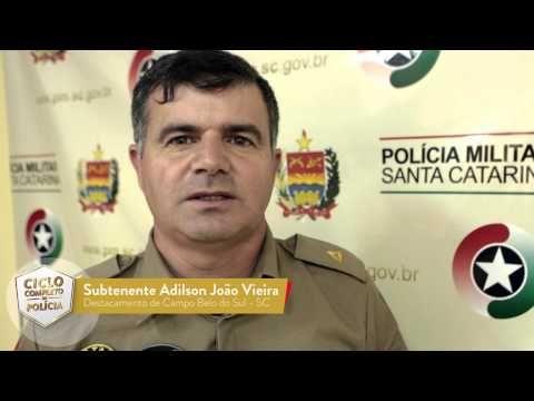 O Ciclo Completo de Polícia em Santa Catarina