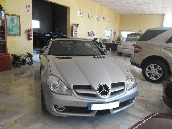 13500,00€ · Mercedes SLK 200 kompresor · Mercedes SLK 200 kompresor, manual, descapotable, xenon, aire acondicinado, ABS, elevalunas electricos, direccion asistida, volante multifuncion, · Vehículos > Coches > Coches Mercedes-Benz