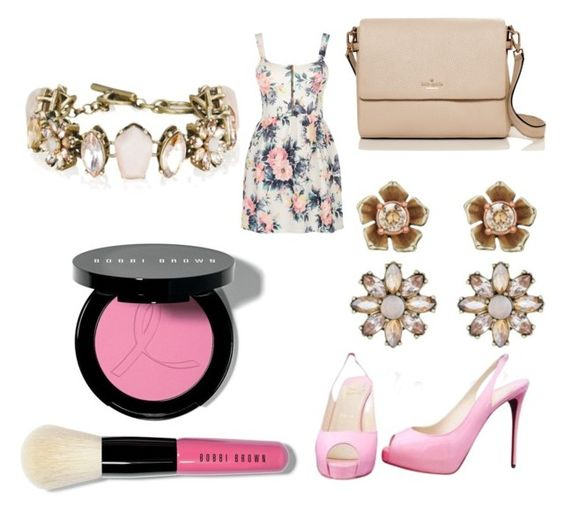 """""Sparkle for a Cause""  Cameo Rose, Kate Spade, Chloe + Isabel, Christian Louboutin and Bobbi Brown Cosmetics"