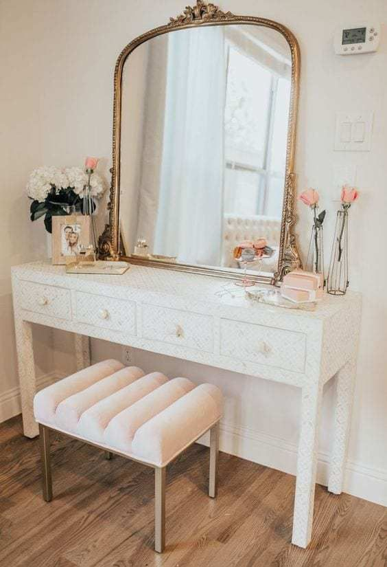48++ Dressing table position in bedroom inspirations