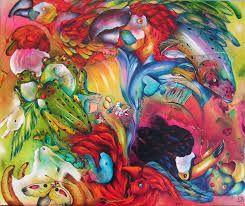 Résultats de recherche d'images pour «image de peinture sur toile»