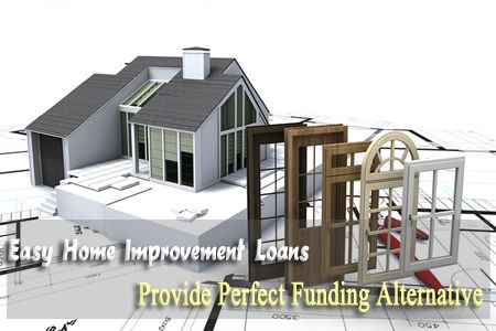 By applying for easy home improvement loans, you can derive proper funds that let you cover the expenses on home renovation.  With us at Easy Loans UK, we have exclusive offers on loans for home improvements, designed to suit your specific condition and can be instantly sourced. Moreover, we let you avail the loans without asking for any processing fee. To learn more on these loans, please visit: http://www.easyloansuk.uk/home-improvement-loans/