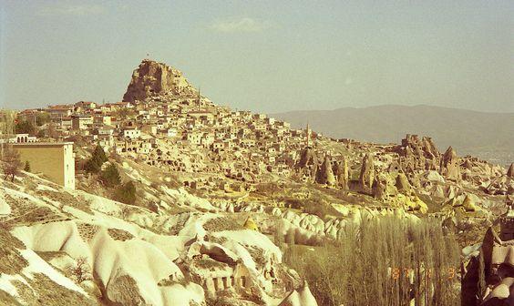Cappadoccia, Turkey 2000