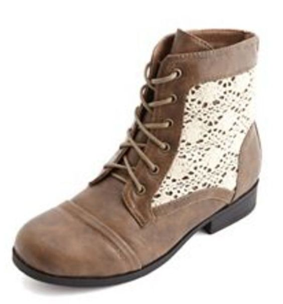 cute combat boots for juniors | Gommap Blog