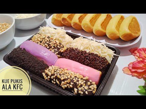 Resep Pukis Lembut Dan Empuk Ala Kfc Ide Jualan Kekinian Youtube Di 2021 Makanan Makanan Ringan Manis Ide Makanan