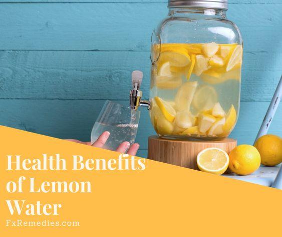 Lemon water benefits 62631